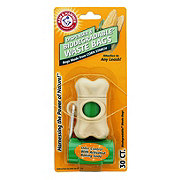 Arm & Hammer Bone Dispenser with Corn Starch Waste Bags