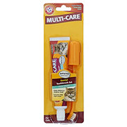 Arm & Hammer Cat Multi Care Dental Toothbrush Set