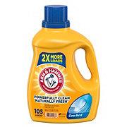 Arm & Hammer Clean Burst HE Liquid Laundry Detergent 100 Loads