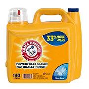 Arm & Hammer Clean Burst Liquid Detergent, 140 Loads