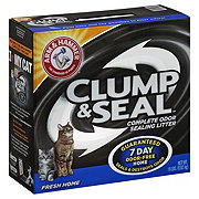 Arm & Hammer Clump & Seal Fresh Home Litter