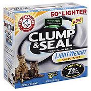 Arm & Hammer Clump & Seal Lightweight Fresh Scent