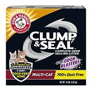 Arm & Hammer Clump & Seal Multi-Cat Litter