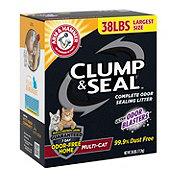 Arm & Hammer Clump & Seal Multi-cat Odor Sealing Litter