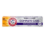 Arm & Hammer Complete Care Extra Whitening Fluoride Anticavity Toothpaste
