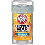 Arm & Hammer Deodorant Ultra Max Cool Blast Gel