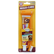 Arm & Hammer Dog Multi-Care Dental Toothbrush Set