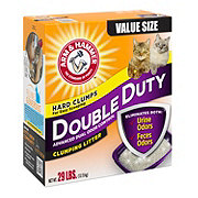 Arm & Hammer Double Duty Cat Litter Value Size