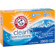 Arm & Hammer Fresh'n Soft Dryer Sheets Clean Burst