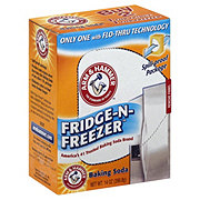 Arm & Hammer Fridge-N-Freezer Odor Absorber Baking Soda