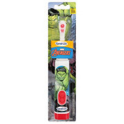 Arm & Hammer Kid's Spinbrush Marvel Powered Toothbrush, Assorted Characters