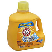 Arm & Hammer Liquid Detergent Plus Oxi Clean Fresh Scent