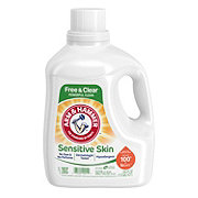 Arm & Hammer Liquid Laundry Detergent for Sensitive Skin 100 Loads