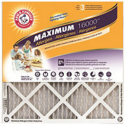 Arm & Hammer Max Odor Home Air Filter 12x20 in