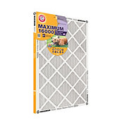Arm & Hammer Max Odor Home Air Filter 12x24 in
