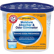 Arm & Hammer Moisture Absorber And Odor Eliminator
