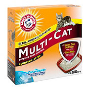 Arm & Hammer Multi-Cat Extra Strength Clumping Litter