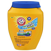 Arm & Hammer Oxi Clean 3 In 1 Power Paks Fresh Scent