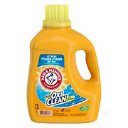 Arm & Hammer Plus OxiClean Clean Meadow Detergent, 70 Loads