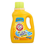 Arm & Hammer Plus OxiClean Concentrated Clean Meadow Detergent, 35 Loads