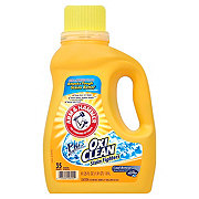 Arm & Hammer Plus OxiClean Concentrated Cool Breeze Detergent, 35 Loads