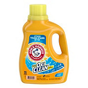 Arm & Hammer Plus OxiClean Fresh Scent Liquid Detergent, 35 Loads
