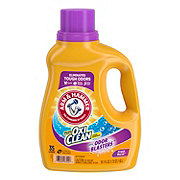 Arm & Hammer Plus OxiClean Odor Blasters Fresh Burst HE Liquid Laundry Detergent 35 Loads