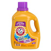 Arm & Hammer Plus OxiClean Odor Blasters Fresh Burst Liquid Detergent, 70 Loads