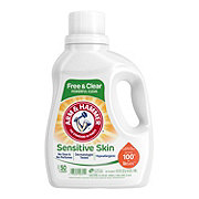 Arm & Hammer Sensitive Skin Detergent, 50 Loads