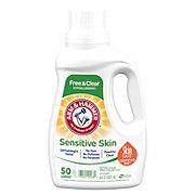 Arm & Hammer Sensitive Skin Liquid Laundry Detergent 50 Loads