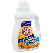 Arm & Hammer Sensitive Skin Plus Oxi Clean Perfume & Dye Free