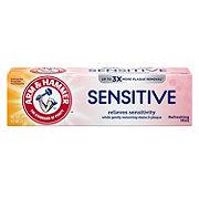 Arm & Hammer Sensitive Whitening Anticavity Fluoride Toothpaste