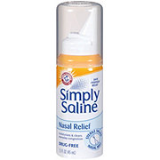 Arm & Hammer Simply Saline Nasal Mist