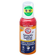 Arm & Hammer Simply Saline Nasal Mist Allergy & Sinus Relief