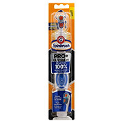 Arm & Hammer Spinbrush Truly Radiant Deep Clean Powered Toothbrush - Colors May Vary