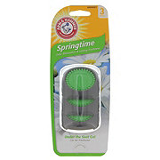 Arm & Hammer Springtime Scent Under The Seat Gel Car Air Freshener