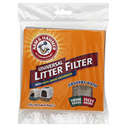 Arm & Hammer Stay Fresh Filter Wtih Dual Odor Absorbers