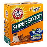 Arm & Hammer Super Scoop Scented Litter