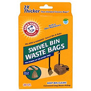 Arm & Hammer Swivel Bin Waste Bags