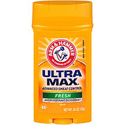 Arm & Hammer Ultra Max Invisible Solid Fresh Antiperspirant & Deodorant