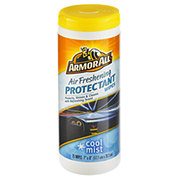Armor All Air Freshening Cool Mist Protectant Wipes