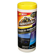 Armor All Glass And Interior Cleaner Wipes