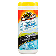 Armor All Pure Linen Air Freshening Protectant Wipes