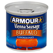 Armour Buffalo Vienna Sausages