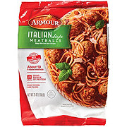 Armour Family Size Italian Meatballs