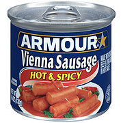 Armour Hot and Spicy Vienna Sausage