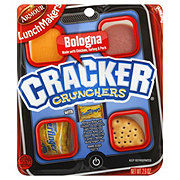 Armour LunchMakers Bologna Cracker Crunchers with Butterfinger Bar