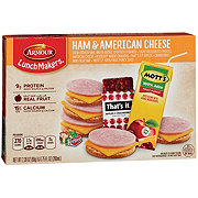 Armour LunchMakers Ham Cracker Crunchers with Butterfinger Bar
