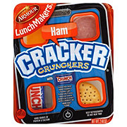 Armour LunchMakers Ham Cracker Crunchers with Crunch Bar