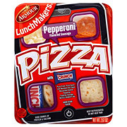 Armour LunchMakers Pepperoni Flavored Sausage Pizza